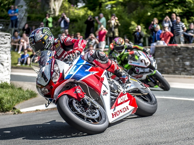 Motul �� ������������� ��������� Isle of Man TT 2016